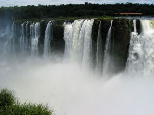 Waterfall - Iguazu